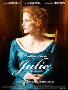 Jessica Chastain - Miss Julie
