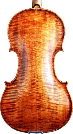 Violin for a Lady-by Vincenzo Trusiano Panormo-1799-Back Table