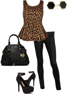 """""""Wild"""" by meagandullack on Polyvore"""