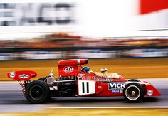1972 Ronnie Peterson, March 721X