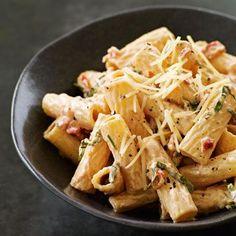 Tomato Basil Rigatoni - FamilyCircle.com