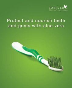 Forever Aloe Vera Toothpaste
