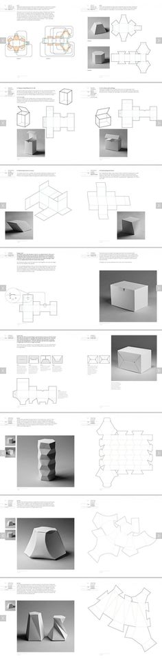 structural packaging from http://www.laurenceking.com/us/structural-packaging-design-your-own-boxes-and-3d-forms/: