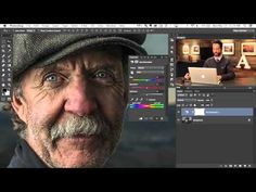How to Correct Red Skin Color in Photoshop Quickly - YouTube