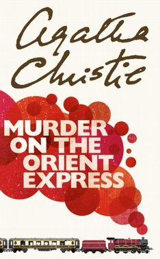 """I love Agatha Christie """"who done it"""" novels...especially this one...even though I could never figure out how to pronounce Poirot's name."""