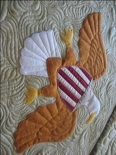 Busy Old Crows - BusyOldCrows.com - Hand Guided Longarm Machine Quilting