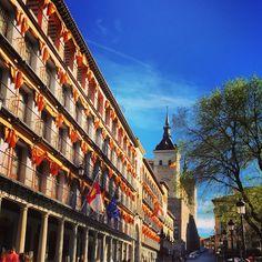 <Maravilloso día en #Toledo