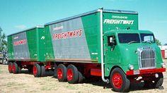CF Freightliner Doubles