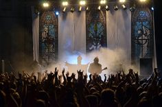 Ghost on the Heritage Hunter Tour w/ Opeth