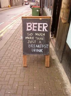 This Bristol blackboard. | 29 Utterly Delightful Things You Only Find In Britain