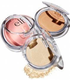 elf cosmetics highlighters