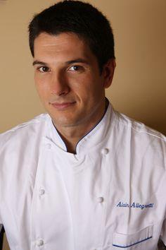 Chef Alain Allegretti, La Petite Maison