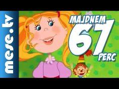 Legjobb mesék egybefűzve - 67perc  (teljes filmek, rajzfilmek magyarul g...