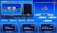 "9 Suka, 2 Komentar - stream overlays (@stream_package) di Instagram: ""Logo + streampackge +social media kits for boost3d gaming…"""