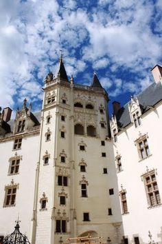 Château des Ducs de Bretagne.