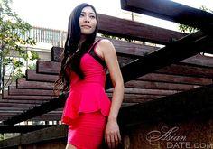 Belas fotos: Juan, namoro, companheirismo romântico, mulher asiática