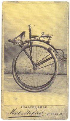 Vélo pliable...