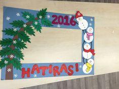 Идеи зимних новогодних панно New Year's Crafts, Crafts For Kids, Paper Crafts, Christmas Frames, Christmas Fun, Christmas Ornaments, Christmas Activities, Christmas Projects, Frame Crafts