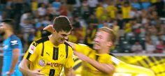 Christian Pulisic, Best Football Players, Soccer, Boys, Sports, Marco Reus, Borussia Dortmund, Hs Football, Baby Boys