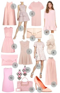 Blush Colored Dress