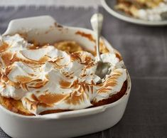 Žemlovka s tvarohem | Recepty Albert Paleo, Pudding, Puddings, Paleo Food
