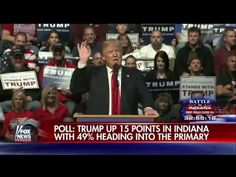 """Cruz Trump face off in battle for Indiana   Fox News Video - Donald Trump in the News  """"""""Subscribe Now to get DAILY WORLD HOT NEWS   Subscribe  us at: YouTube = https://www.youtube.com/channel/UC2fmymhlW8XL-wnct47779Q  GooglePlus = http://ift.tt/212DFQE  Pinterest = http://ift.tt/1PVV8Cm   Facebook =  http://ift.tt/1YbWS0d  weebly = http://ift.tt/1VoxjeM   Website: http://ift.tt/1V8wypM  latest news on donald trump latest news on donald trump youtube latest news on donald trump golf course…"""