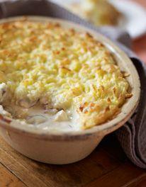 Mary Berry Recipe  Exceedingly good double fish pie