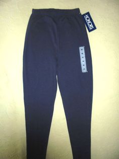 NWT~HONORS~Black Leggings~ PolyMix~Women~ M in Clothing, Shoes & Accessories, Women's Clothing, Leggings | eBay