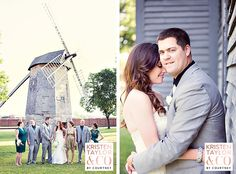 greenfield village wedding: rachel & brandon - Kristen Taylor Photography Blog