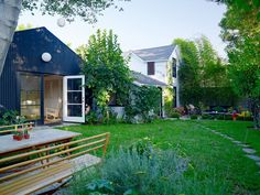 little house and garden (by Alexandra Angle Interior Design)