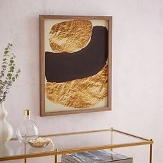 The Arts Capsule Ink Print - Abstract Earth #westelm