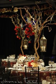 Halloween wedding - Click image to find more Weddings Pinterest pins