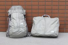 THE NORTH FACE PURPLE LABEL introduces new colorways of the lightweight Tellus and 2Way bag silhouettes for Spring 2016.
