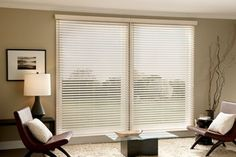 """2"""" Lake Forest Graber® - faux wood blinds"""
