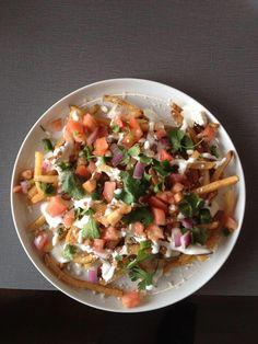 blanc burgers - Start with fiesta fries...