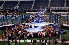 2012 Thanksgiving Halftime Show (Cowboys Stadium, Dallas, Texas)