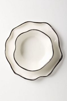 Kitchen Wish List -- Oyster Inspired Plates ++ studio sessions dinner plate #LGLimitlessDesign #Contest