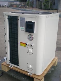 Wotech Swimming Pool Heat Pump 2.5kw A series  http://www.wotech.cn