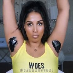1 tbs of honey + activated charcoal for 20 minutes= brighter underarms!!!