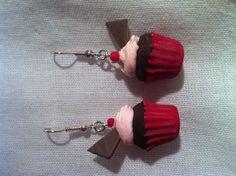 Cupcake earings. I bet Kiersten would...