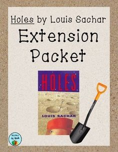 essay questions on holes Studying for holes we have tons of study questions for you here, all completely free.