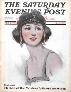 saturday evening post october 1926 | Cover of The Saturday Evening Post February 4, 1922