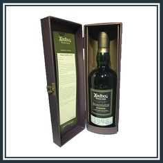 Ardbeg – Single Cask 1275 Only 252 bottles were released at cask strength of this 11 year old Ardbeg. Distilled in 1998 and aged in cask no Bottled in Very collectable. Ardbeg Whisky, Distillery, Scotch, Bottles, Strength, Plaid, Electric Power