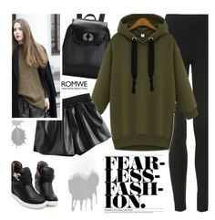 """""""Fearless Fashion."""" by ansev ❤ liked on Polyvore featuring Topshop"""