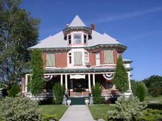 Weiser, Idaho -  Galloway House