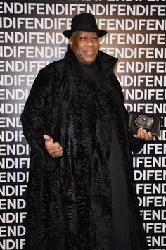 André Leon Talley 2013