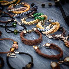 Bracelets, Leather, Jewelry, Fashion, Accessories, Bangles, Jewlery, Moda, Jewels