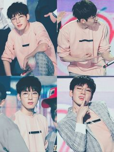 wonwoo : R U D E