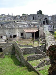 Pompei. Italy. No picture could possibly represent all that Pompei is. It was so much more than I expected! Truly incredible!