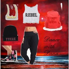 Dance with Dana, created by lorena110 on Polyvore